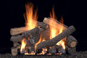 Vent Free Logs