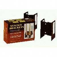 Stack it brackets. Log Rack Bracket kit