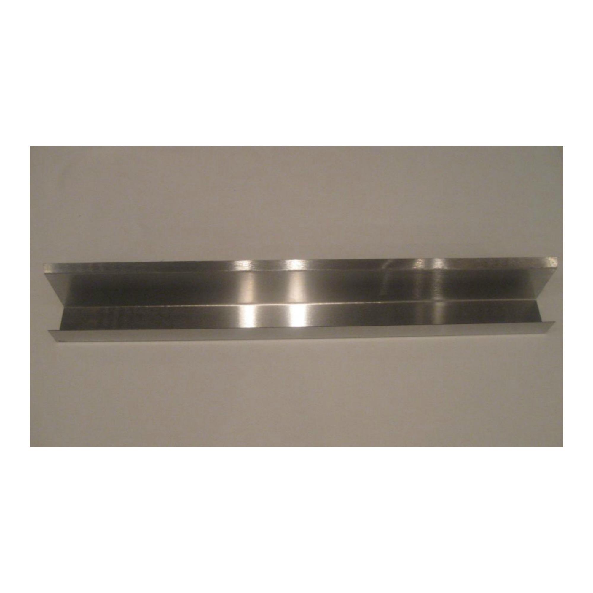 111-121 Kozy Heat Stainless Steel Firebrick Retainer