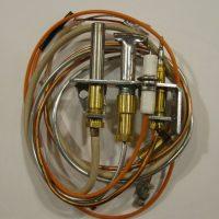 700-055 Natural Gas Kozy Heat Robert Shaw Pilot Assembly