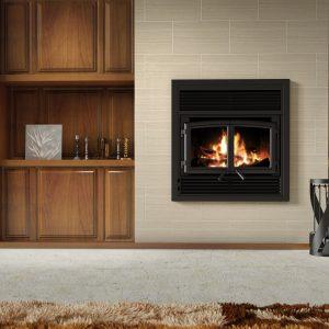 Enerzone 2.5ZC Wood Burning Fireplace