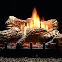 Empire Flint Hill Contour Vent Free Gas Logs