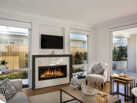 Kozy Heat Slayton 42S Linear Gas Fireplace
