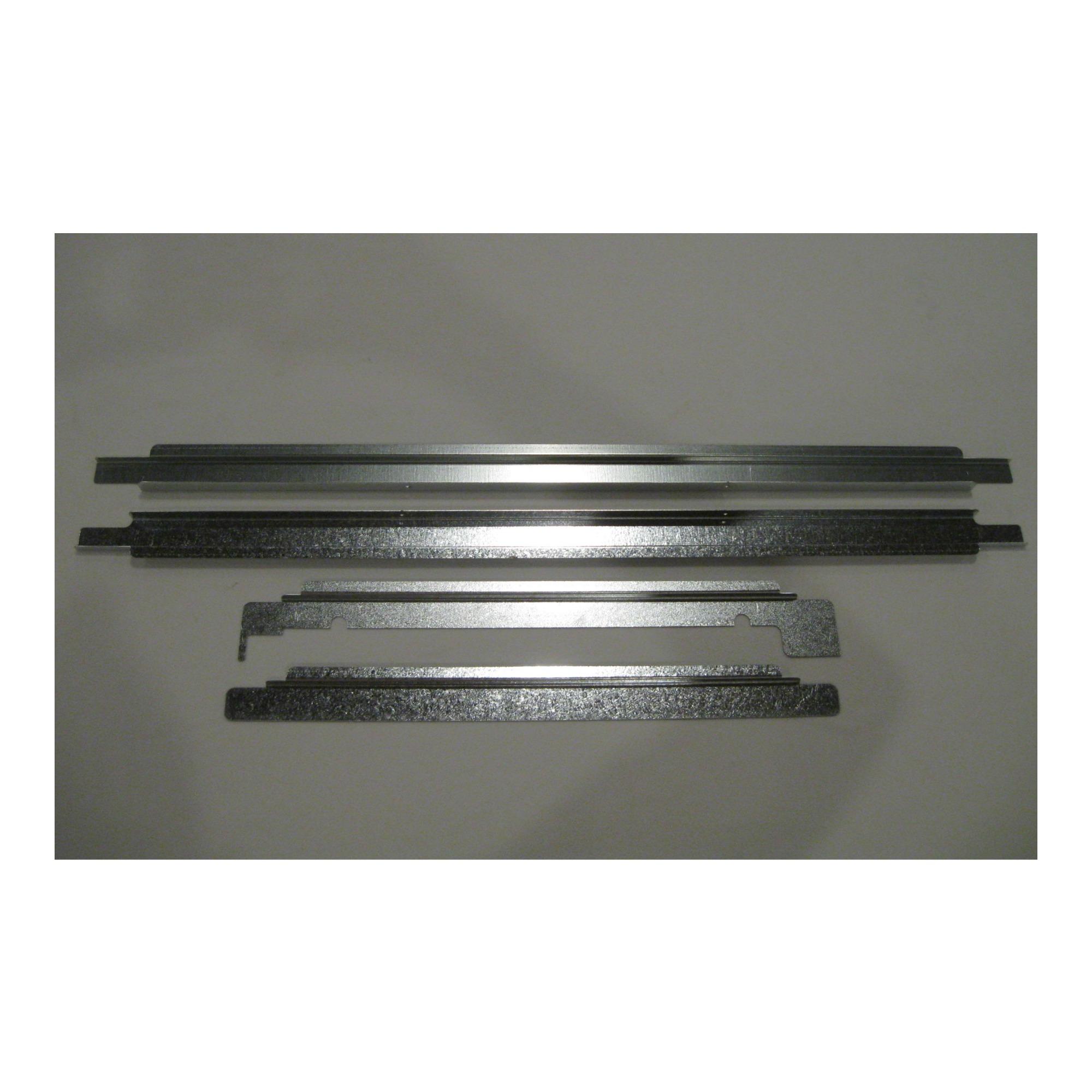 200-181 Glass Clips for Kozy Heat Z-42 Single Door Fireplace
