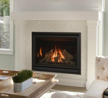 Kozy Heat SP41 Direct Vent Fireplace