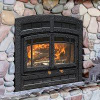 Hearthstone WFP 100 Black Fireplace